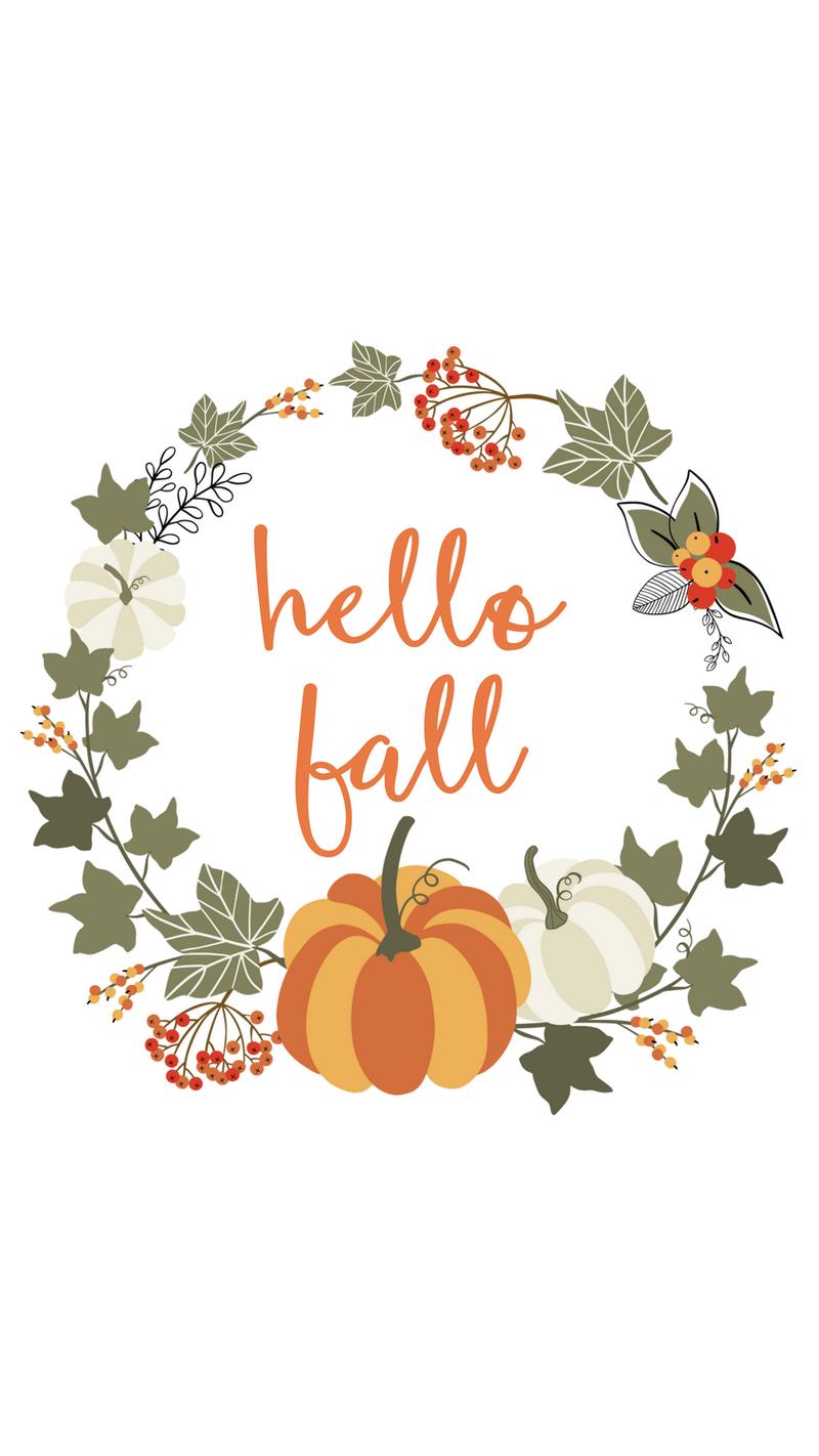 Hello Fall OOAK
