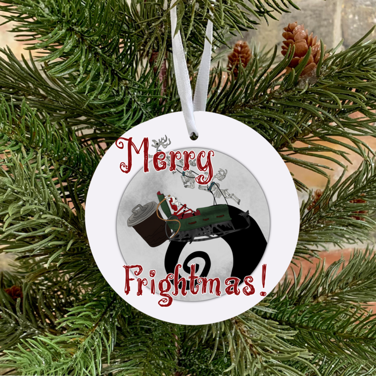 Merry Frightmas Ornament