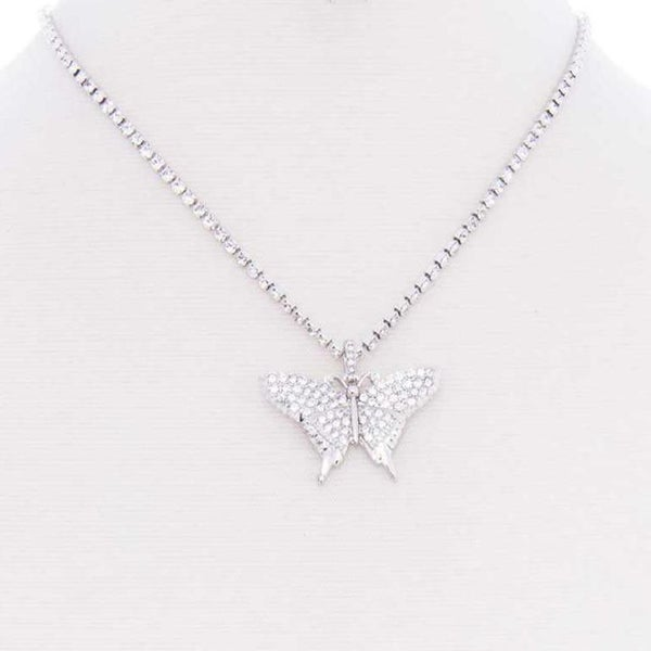 Shines and Flies Necklace