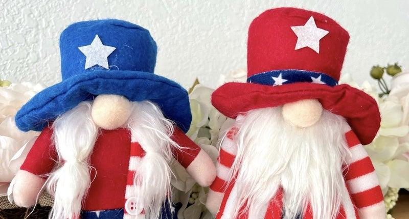 Patriot Friends Gnomes