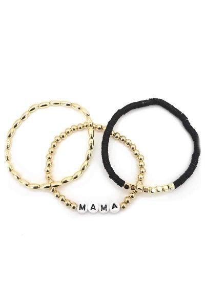 It's For Mama Bracelet Set