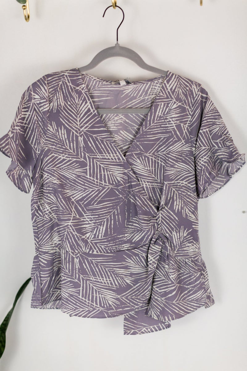 Ready For Sun Blouse by Skies Are Blue