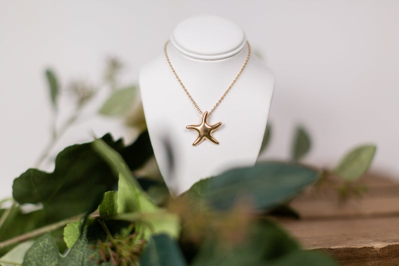 Stars of the Sea Necklace