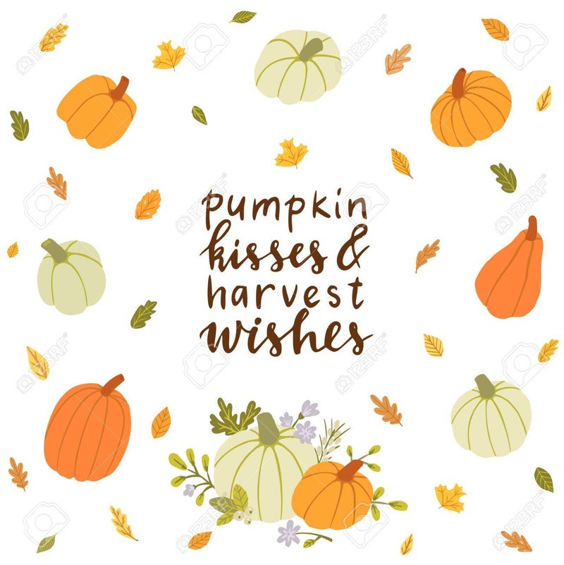 Pumpkin Kisses Fall Preview Necklaces