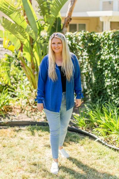 Plus Summer Eve Cardy by Skies Are BLue