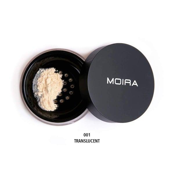 Moira Cosmetics - Loose Setting Powder - Translucent