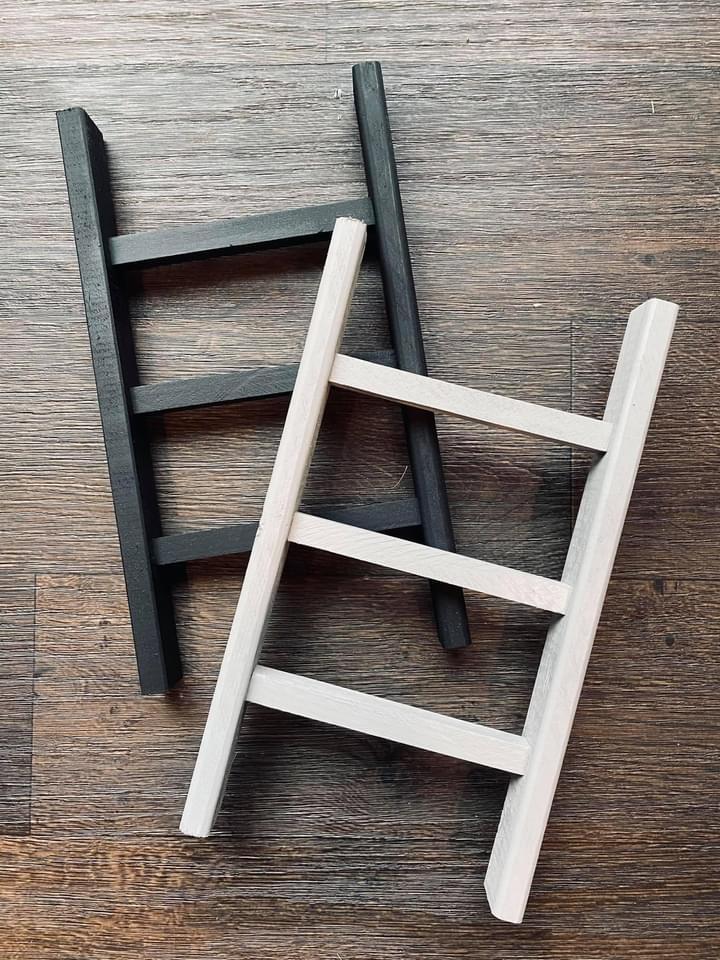 Dish Towel Ladders