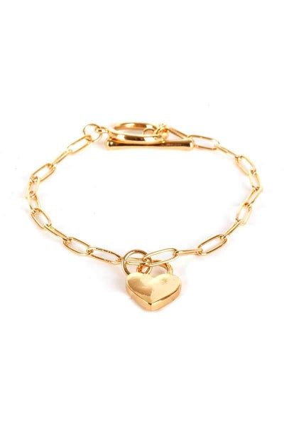 Essential Heart Bracelet