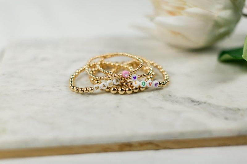 Nothing Like Mamas Love Bracelet Set