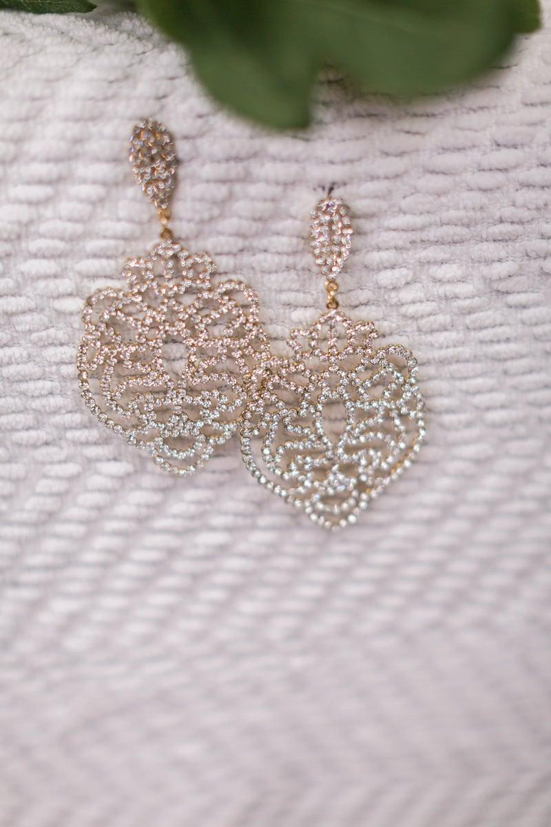 Oh So Glam Earrings