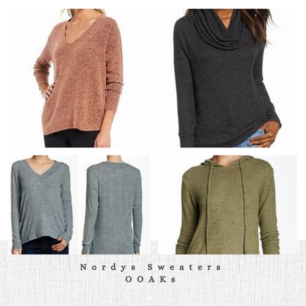 Paige Nordy's OOAK Sweaters