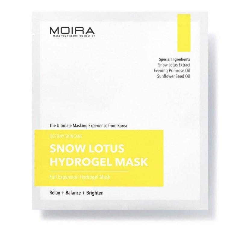 Moira Cosmetics - Face Mask - Snow Lotus
