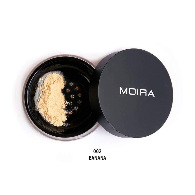 Moira Cosmetics - Loose Setting Powder - Banana