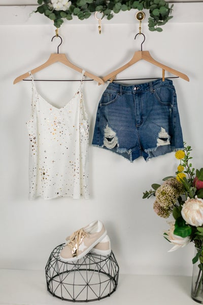 Oh My Stars Cami by Entro