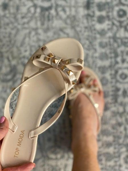 Oliva Stud Sandals