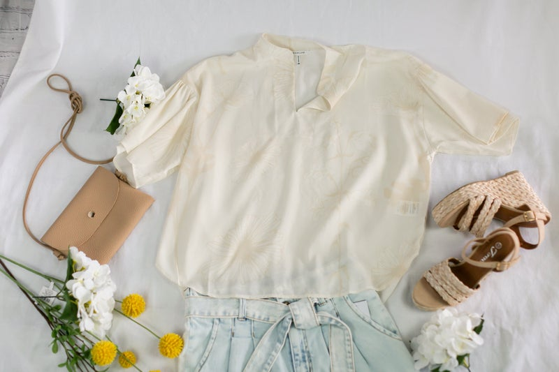 Mine All Mine Blouse by Comune