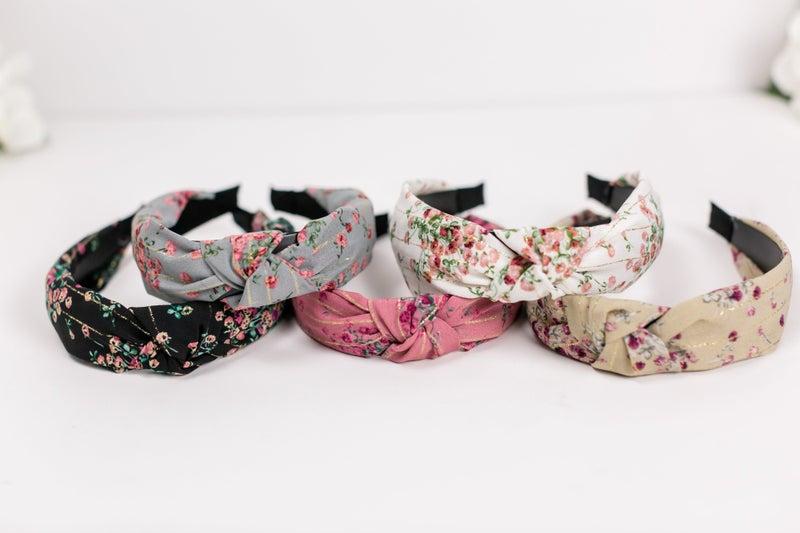 Floral Crusade Headband