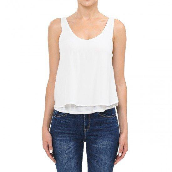 Double Down Layered Tank