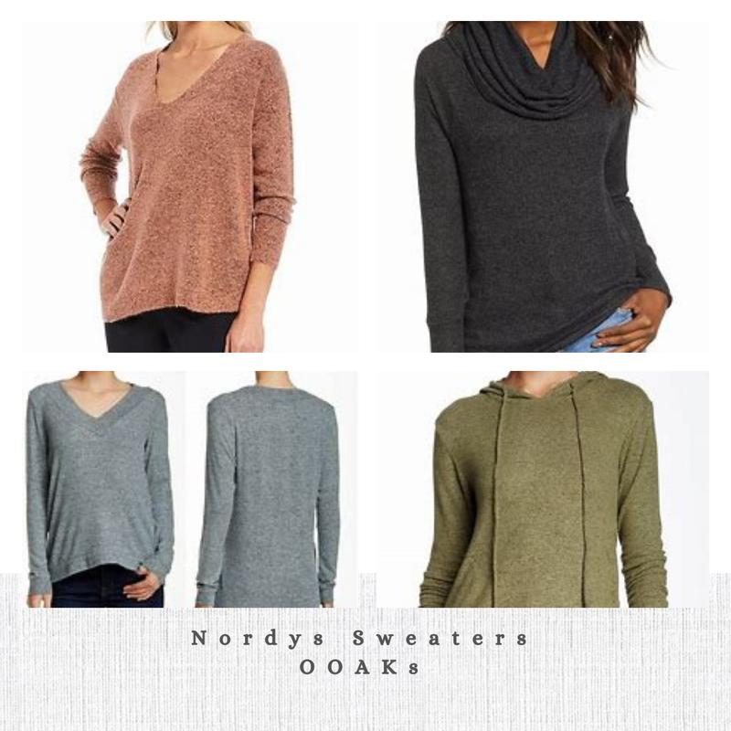 Maeve  Nordy's OOAK Sweaters