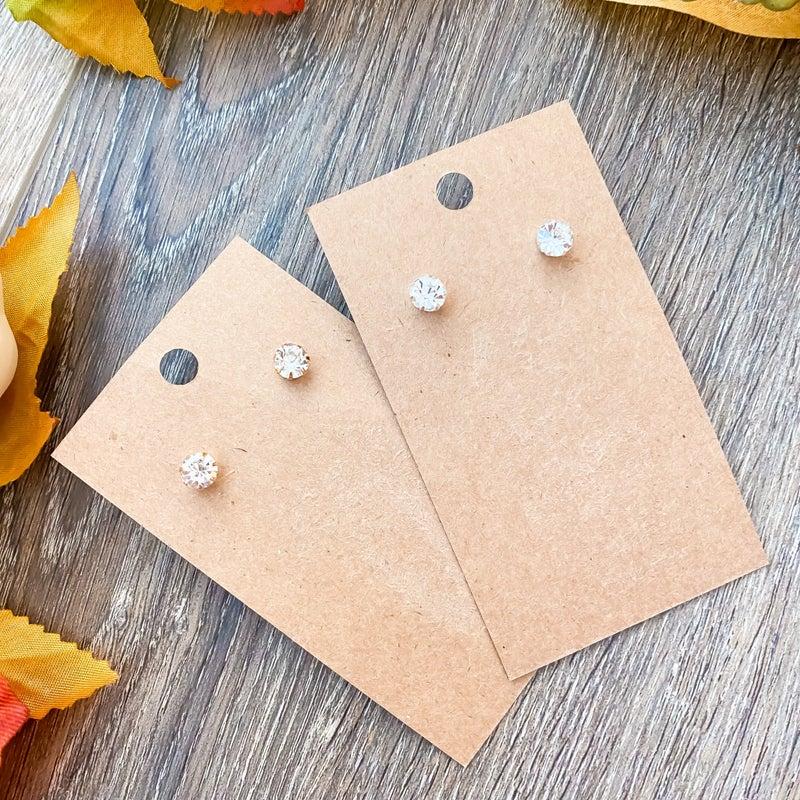 Fall Doorbuster: Bling Post Earrings