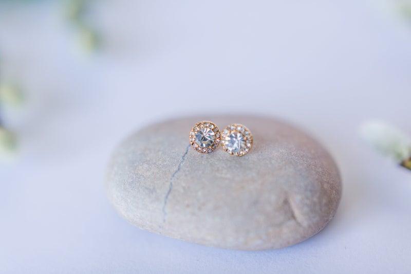 Simply Glam Earrings