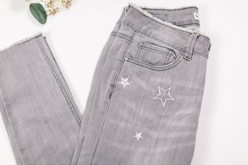 Shoot For The Stars Jeans