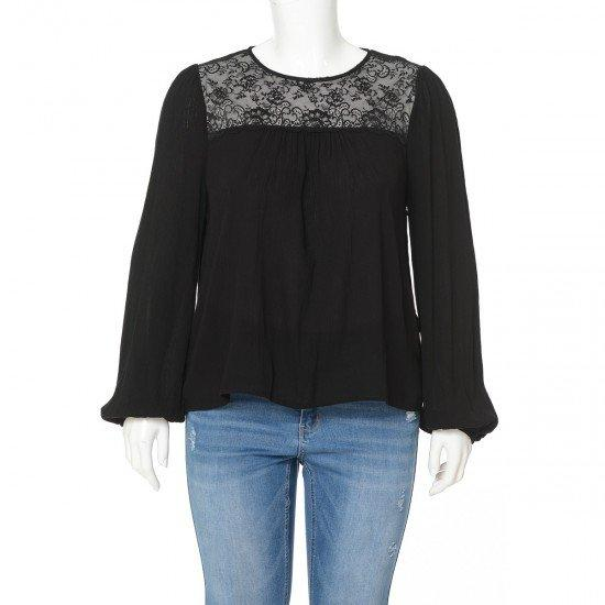 Plus Laced of Fun Blouse