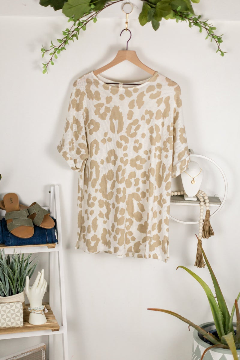 Once In A Wild Top by Mittoshop