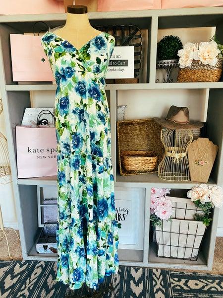 Mid Summer Night's Dream Maxi Dress