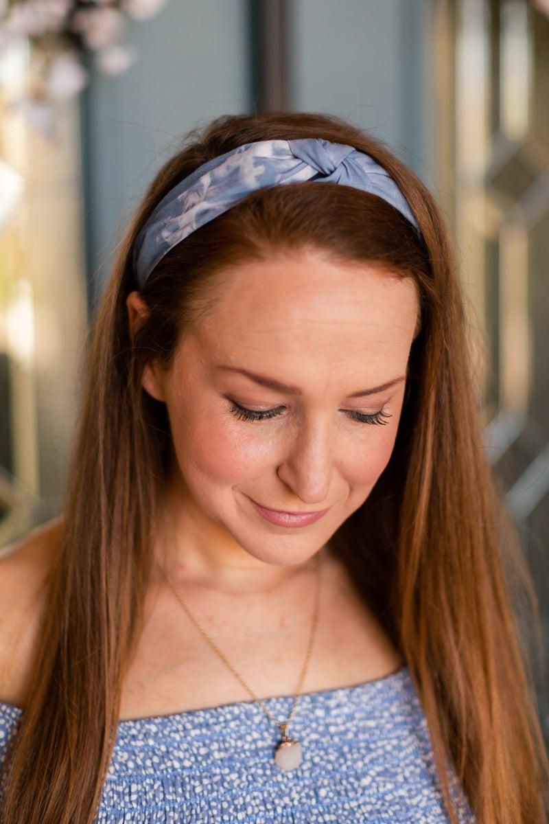 Feeling Blue Headband