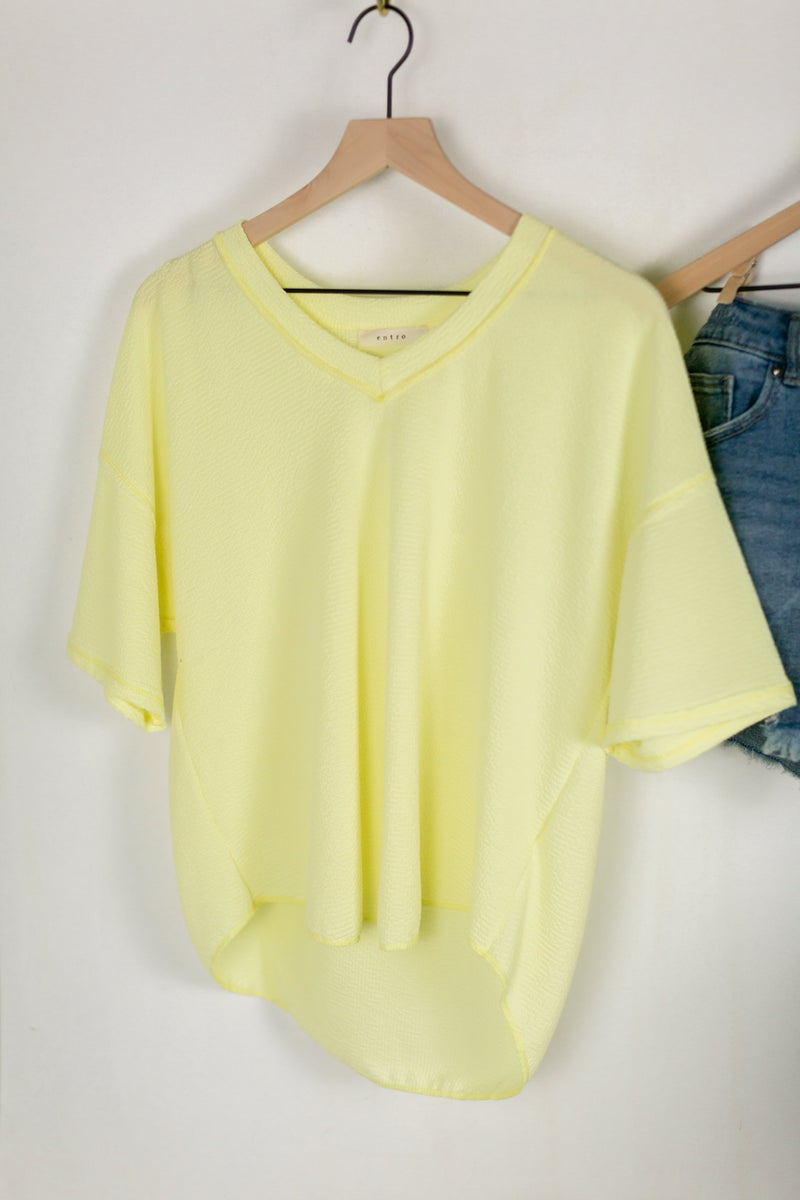 Sunshine Days Top by Entro