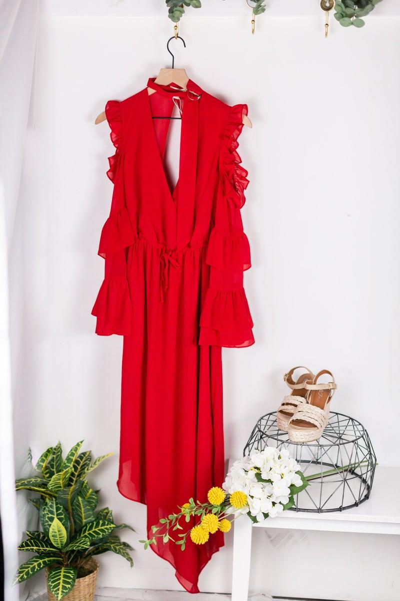 Enjoy The Sunshine Dress by Honey Punch