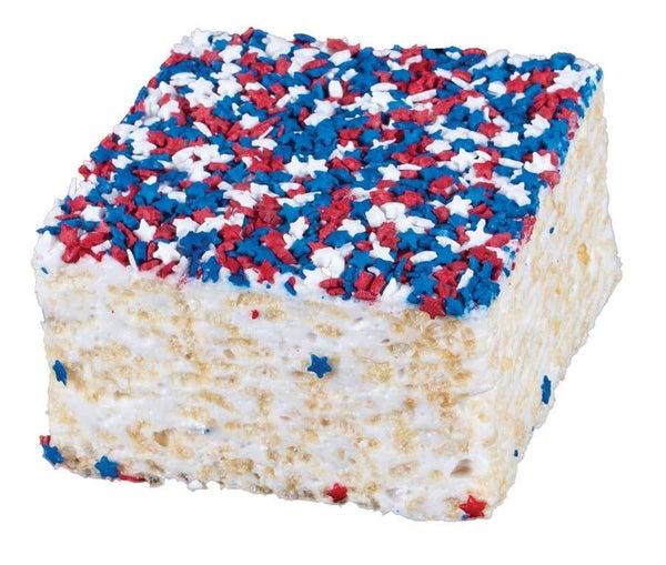 USA STARS/ Sprinkles Treat by The Crispery