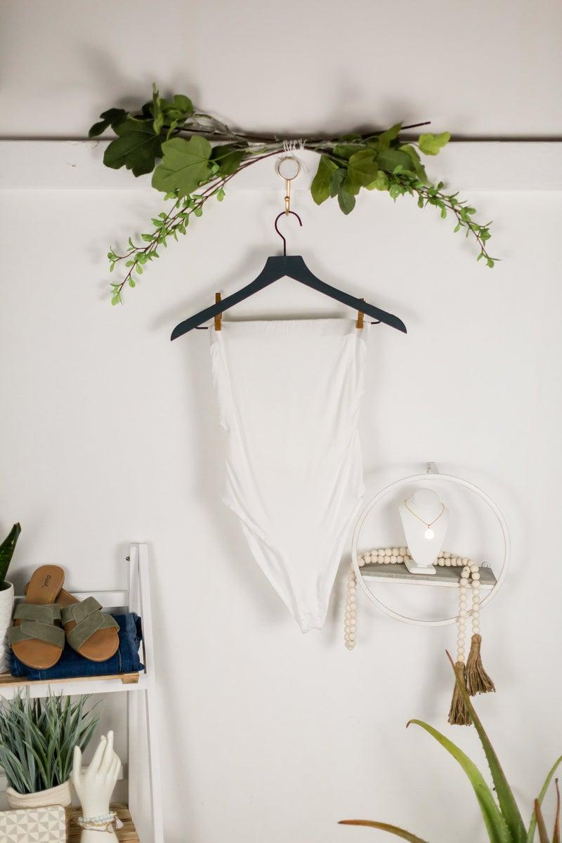 Basic Girl Strapless Bodysuit by Entro