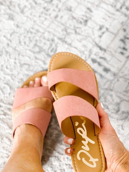 Blushing Pink Slides