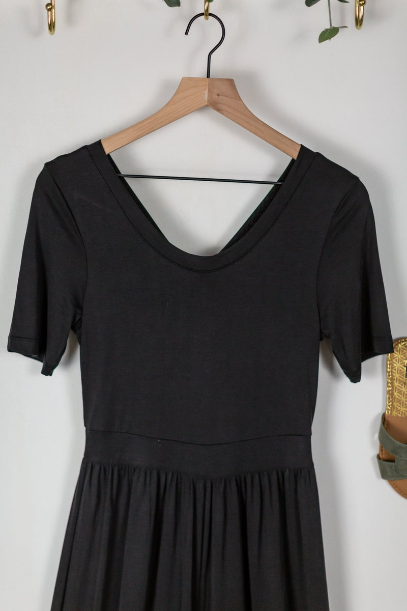 Capsule: Black Jumpsuit by COA