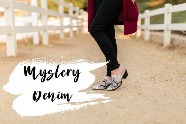 Mystery Denim *Final Sale*