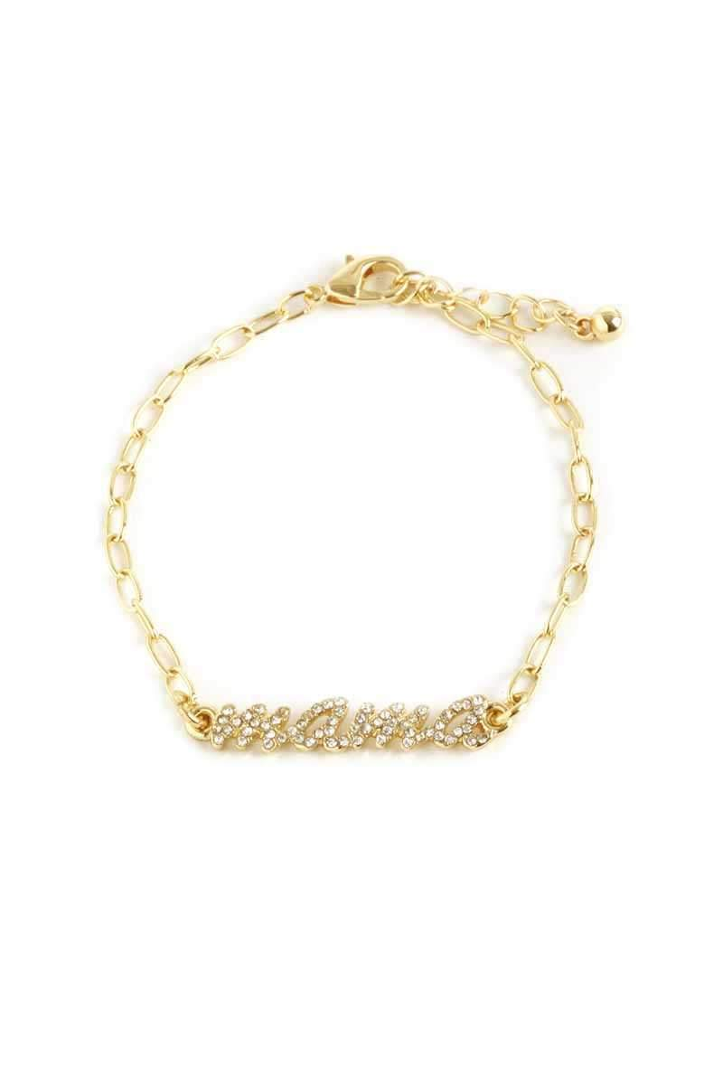 All About Mama Bracelet
