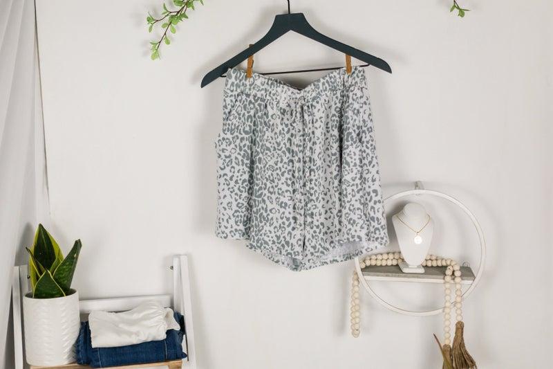 Safari Shorts by Ces Femme