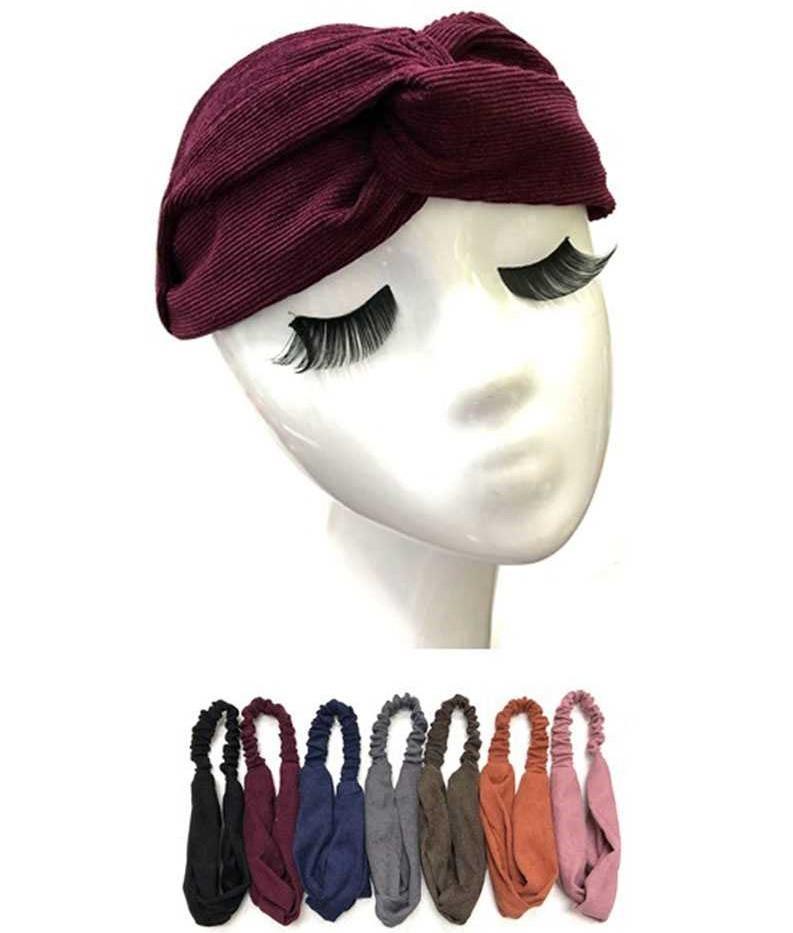 Fall Cord Headband