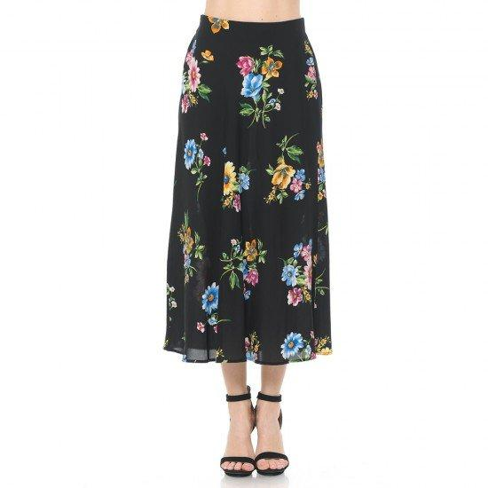 See You There Maxi Skirt