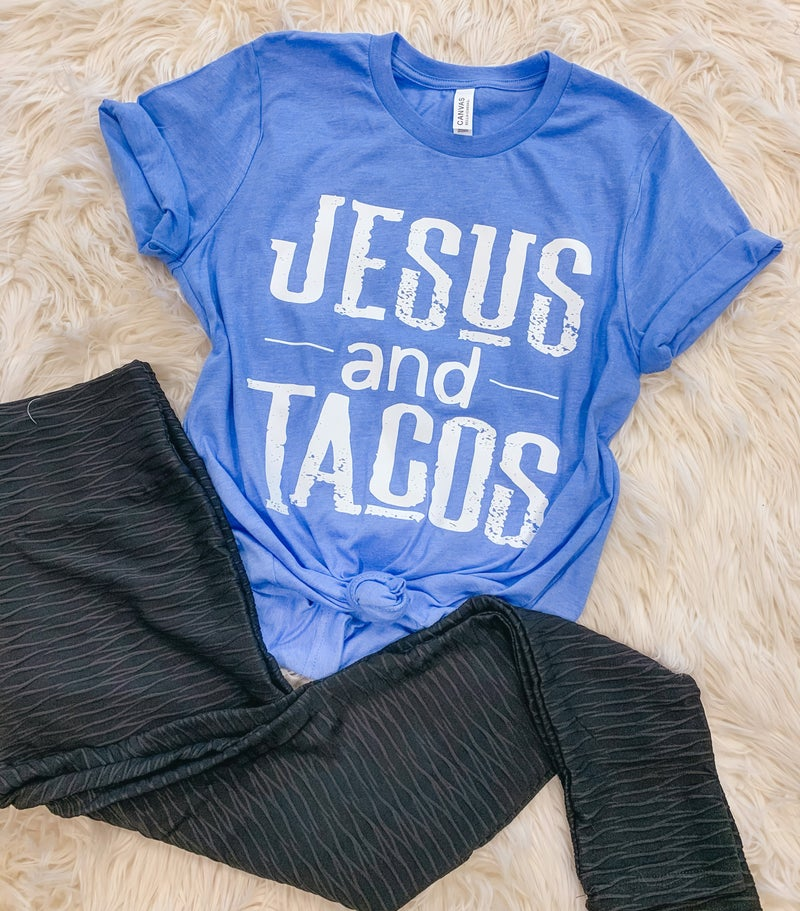 << JESUS AND TACOS >>