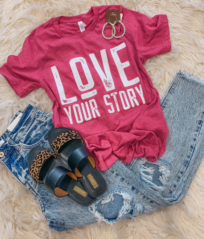 << LOVE YOUR STORY >>