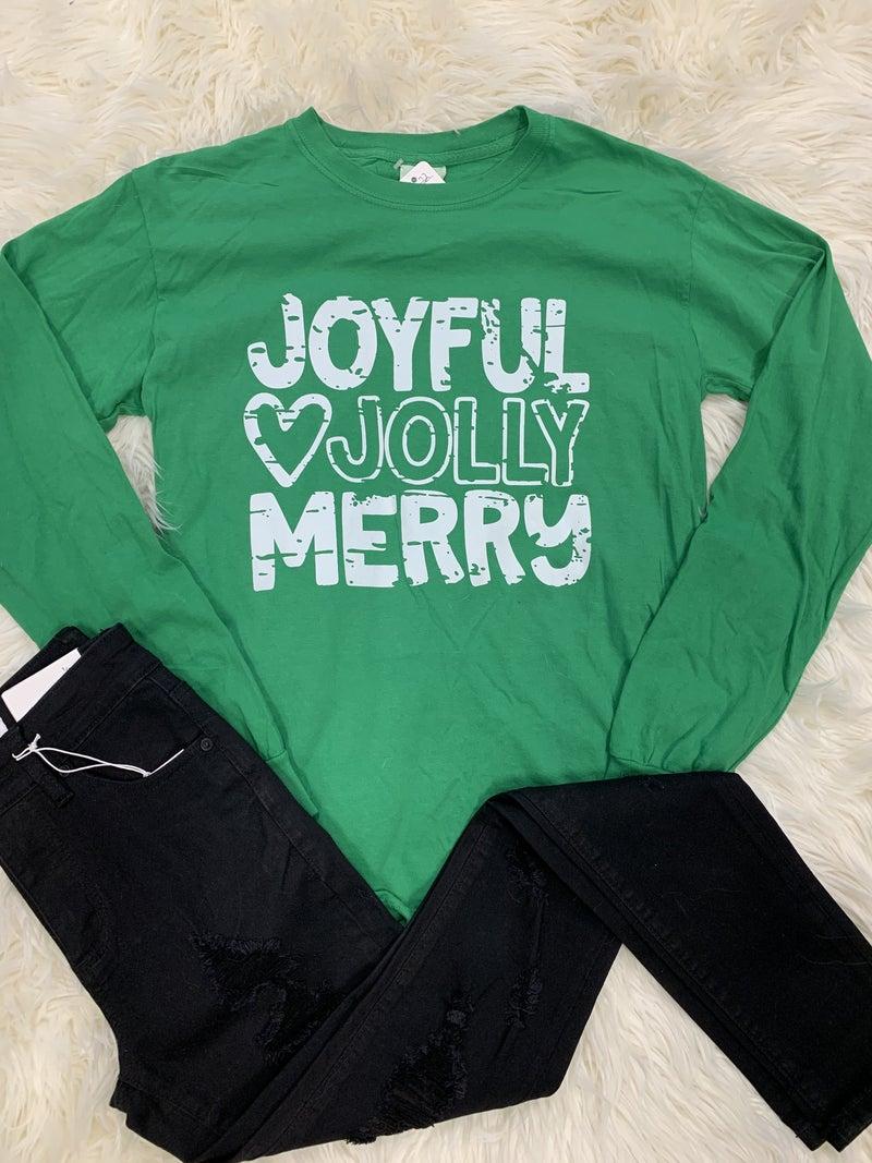 << JOYFUL JOLLY MERRY >>