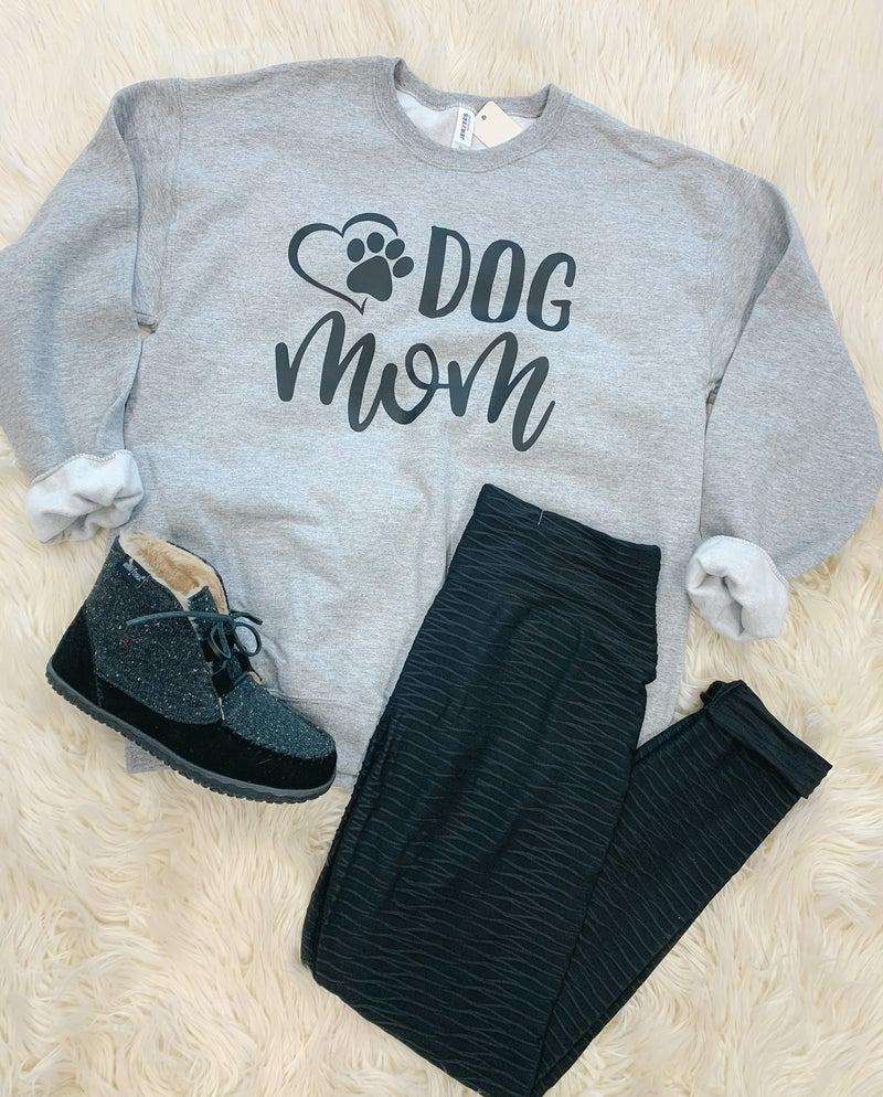 << DOG MOM SWEATSHIRT >>