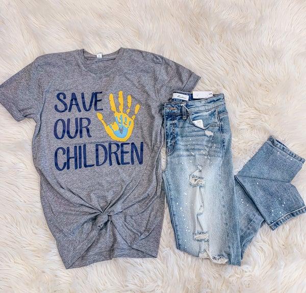 << SAVE OUR CHILDREN >> Pineapple Blessings fundraiser