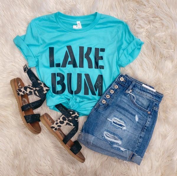 << LAKE BUM >>