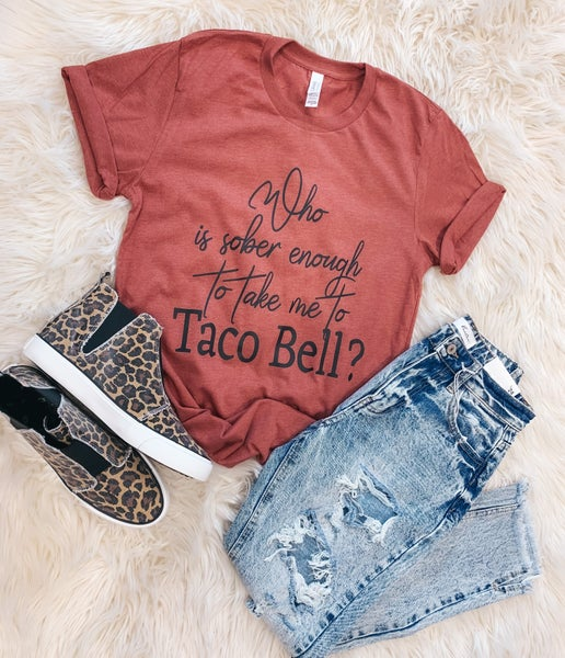 << TAKE ME TO TACO BELL >>