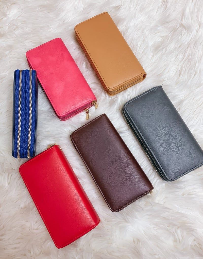 << DOUBLE LAYER WALLET >>