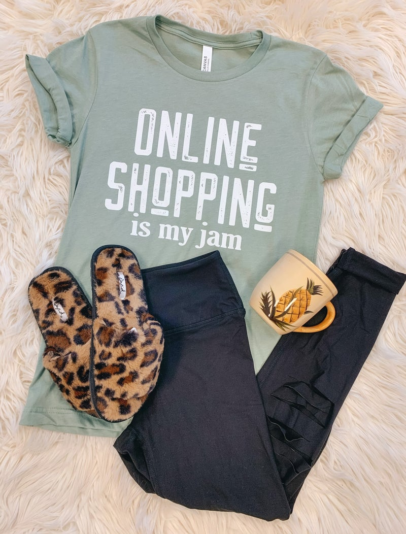 << ONLINE SHOPPING IS MY JAM >>